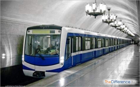 самое глубокое метро