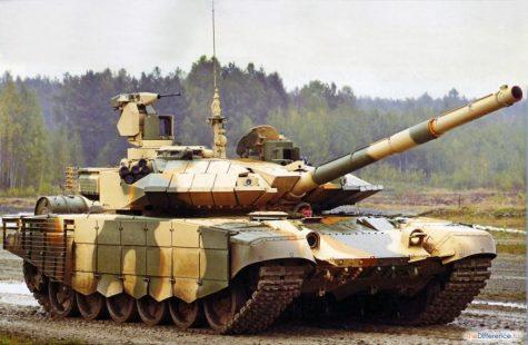 самый лучший танк в мире