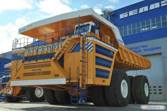 самая большая в мире машина