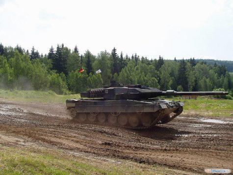 какой самый лучший танк в мире