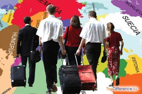 как найти работу за границей