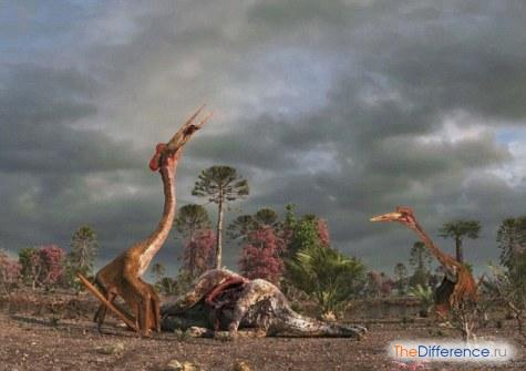 самый большой травоядный динозавр