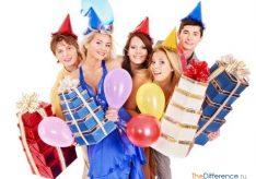 Как провести день рождения?