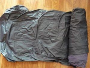 Как сдуть надувной матрас