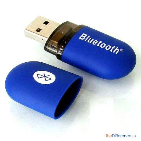 bluetooth usb module с восклицательным знаком