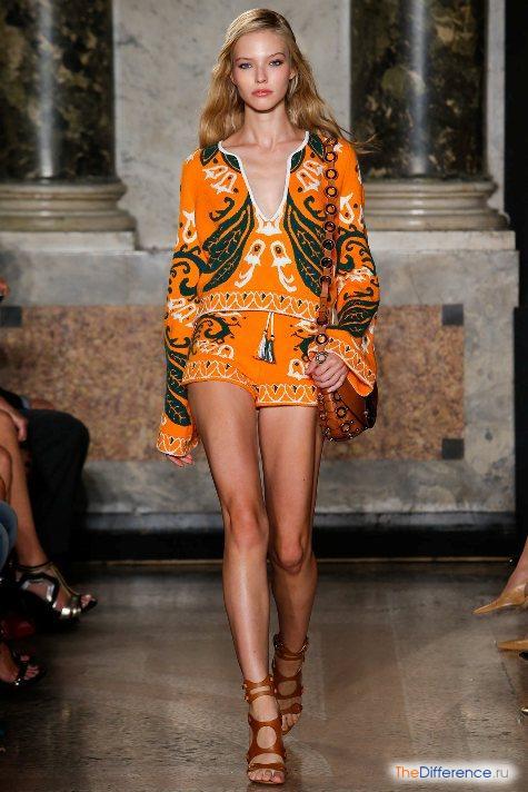 что модно носить летом