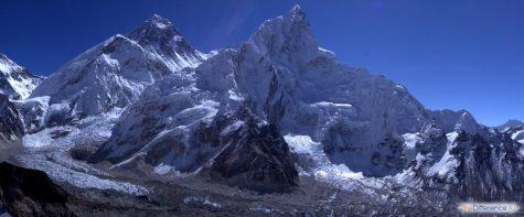 какие горы самые высокие на земле