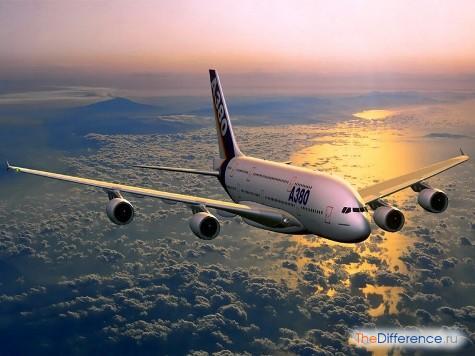 самый большой в мире пассажирский самолет