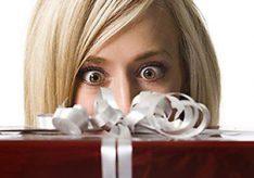 Как подарить подарок?