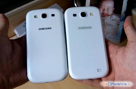 как отличить Samsung Galaxy S4 от подделки
