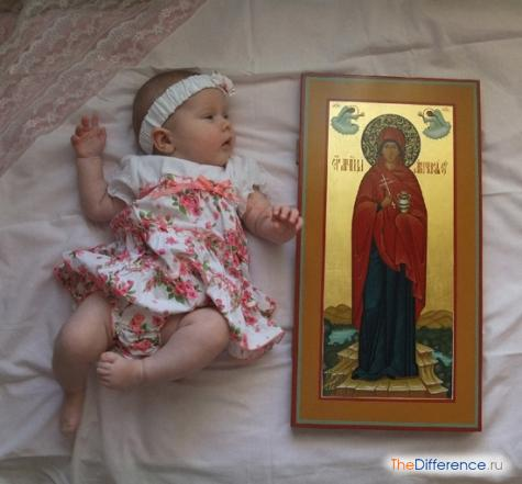 Подарок внуку на крестины от бабушки