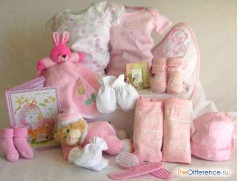 что купить к рождению ребенка