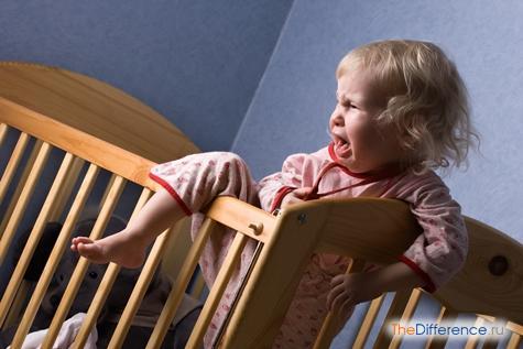 что делать если ребенок не спит