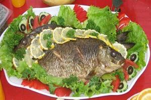 Что можно приготовить из рыбы
