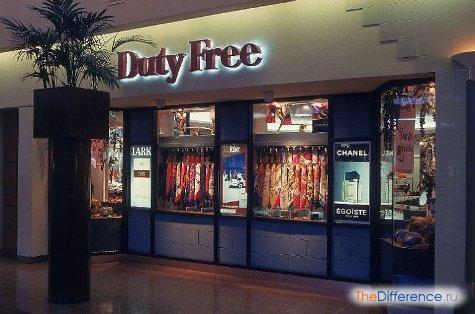 что выгодно купить в Duty Free