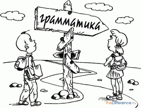 что изучает грамматика