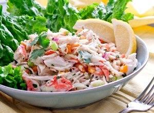 Что нужно для крабового салата