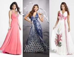 Как сшить длинное платье самой