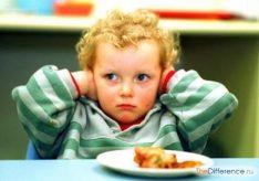 Что делать, если ребенок не ест?