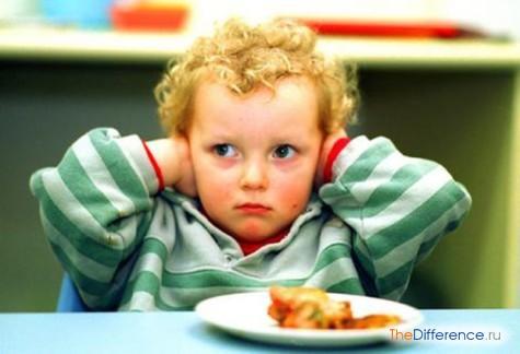 что делать если ребенок не ест