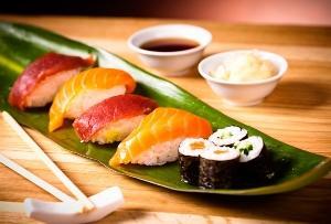 Что нужно для приготовления суши и роллов