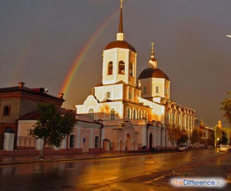 что посмотреть в Томске
