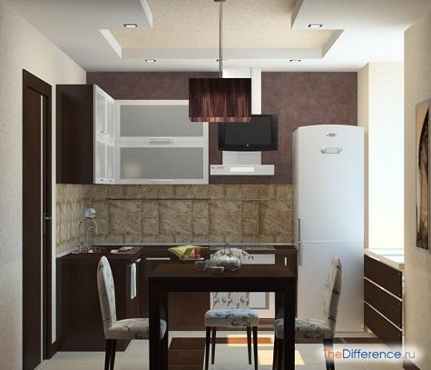 красиво оформить кухню
