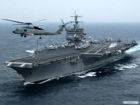самый большой авианосец в мире