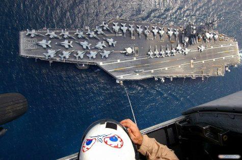 самые большие авианосцы в мире