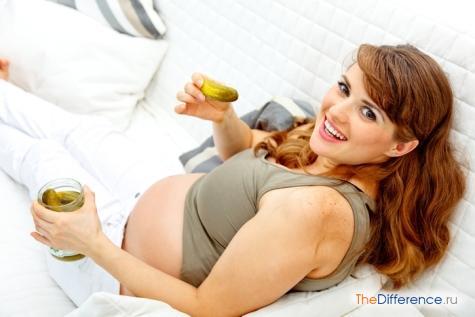 что кушать при беременности