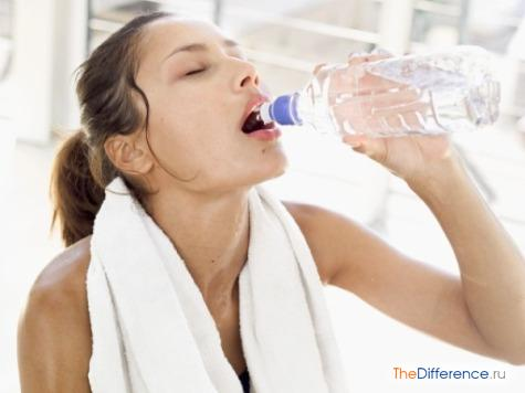 что лучше пить после тренировки