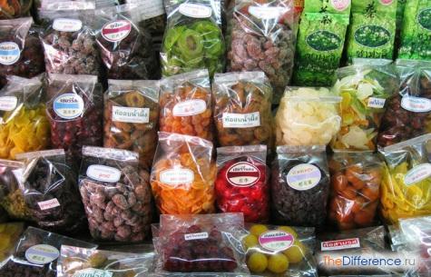 какие сувениры можно привезти из Таиланда