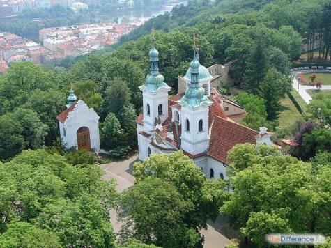 места которые стоит посетить в Праге