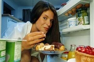Что снижает аппетит
