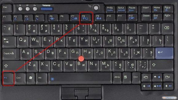 как отключить тачпад на ноутбуке asus