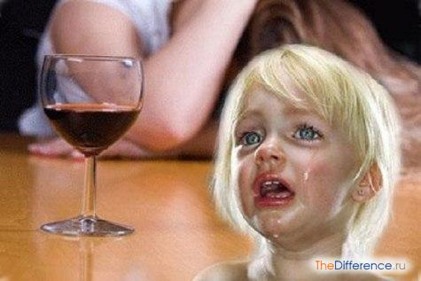 Что делать если мать пьет
