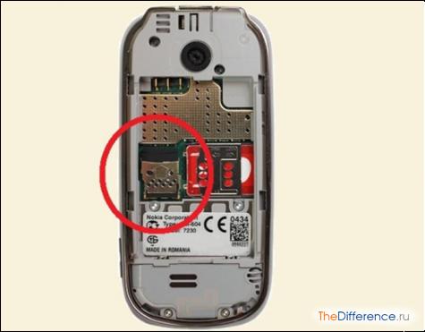 что делать если телефон не видит карту памяти