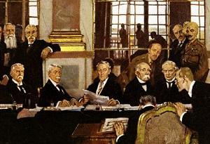 Что предопределило крах Версальской системы