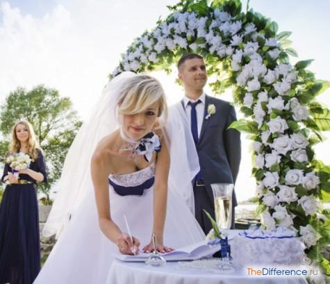 как сделать свадебную арку
