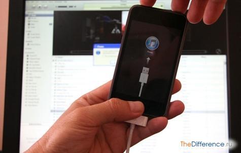 что делать если завис iPod Classic