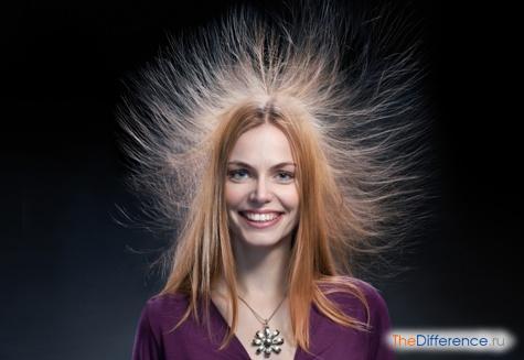 что сделать чтобы волосы не электризовались