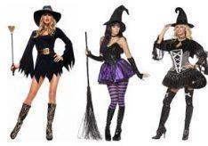 Как одеться на Хеллоуин девушке?