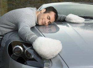 Как полировать машину вручную