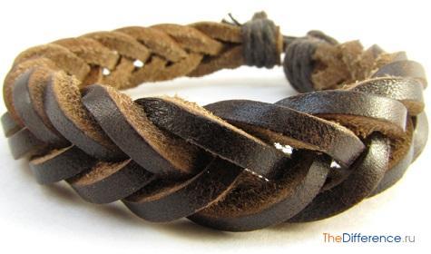 Кожаные браслеты своими руками застежки