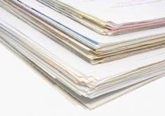 Как сделать опись документов?
