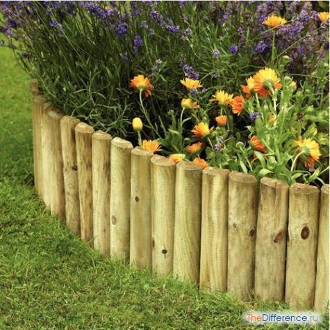 как украсить сад и огород своими руками