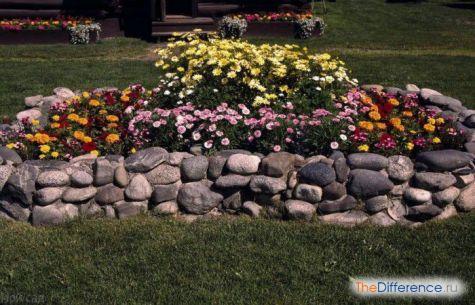 как украсить сад и огород своими руками картинки
