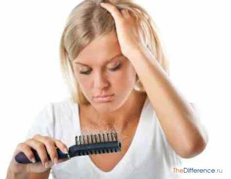 Волосы сухие и путаются и выпадают