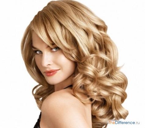 как уложить волосы волнами в домашних условиях