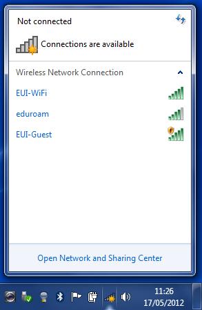 как включить Wi-Fi-адаптер на ноутбуке